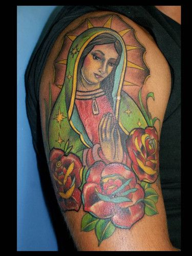 17 best images about tatuajes de la virgen de guadalupe on pinterest galvan back tattoos and. Black Bedroom Furniture Sets. Home Design Ideas