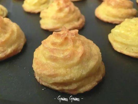 Patate duchessa | Ricetta di Luca Montersino