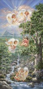 HAED - Fountain of Hope (Aida 18ct)