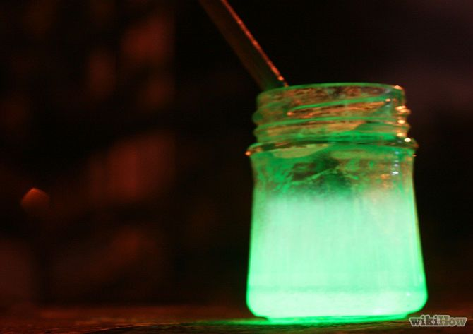 How to Make Glow in the Dark Paint: 9 Steps - wikiHow http://www.wikihow.com/Make-Glow-in-the-Dark-Paint