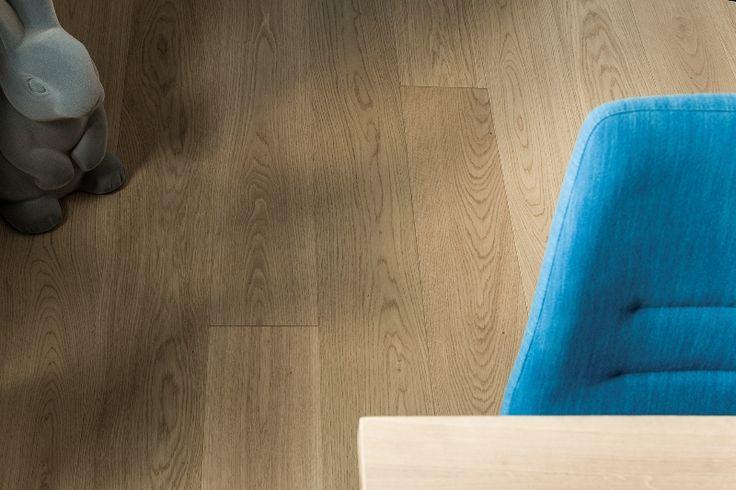 Na podłodze drewniane deski Dąb Natur marki Scheucher. #Scheucher #podłogadrewniana #deska