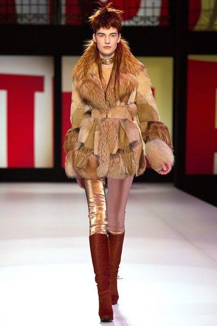 Jean Paul Gaultier - www.vogue.co.uk/fashion/autumn-winter-2013/ready-to-wear/jean-paul-gaultier/full-length-photos/gallery/948277