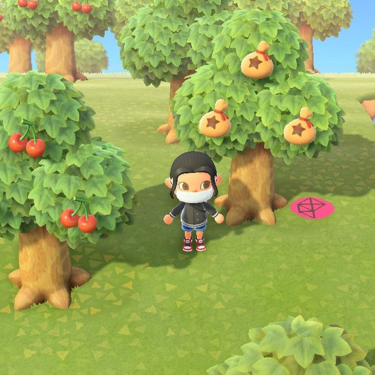 13++ Growing trees animal crossing images