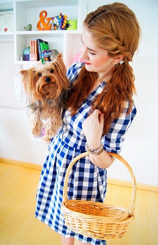 dorothy diy costumes for women - Google Search