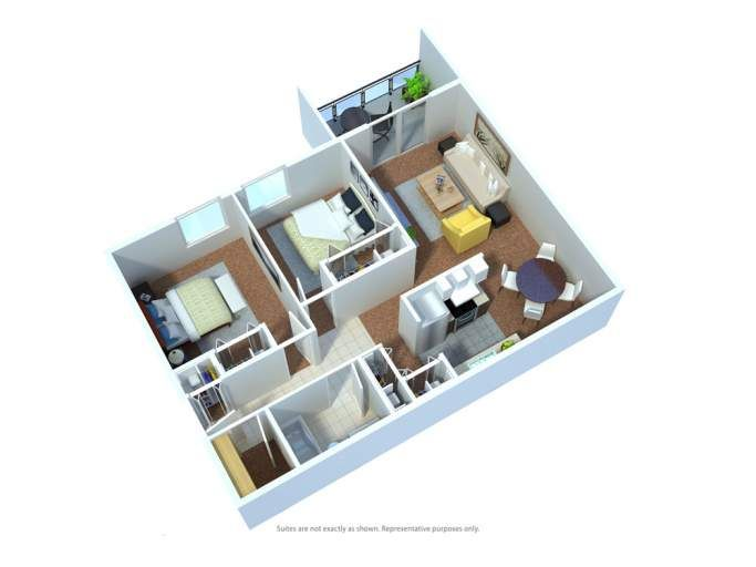 2 Br Apartments For Rent