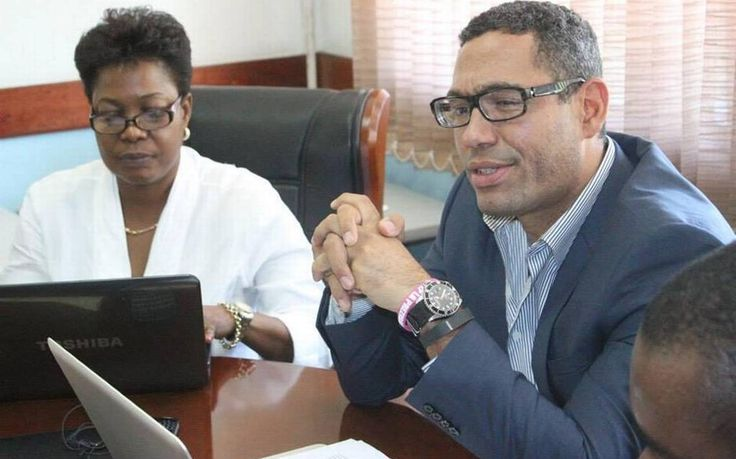 Klaus Eberwein, a former Haitian government official in the Martelly administration, was found dead in a Miami area hotel with a gunshot wound to the head.
