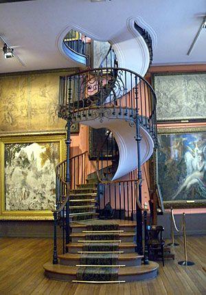Musée Gustave Moreau © Anne-Marie Minvielle Musée Gustave-Moreau, 14, rue de La Rochefoucauld, 75009 Paris.