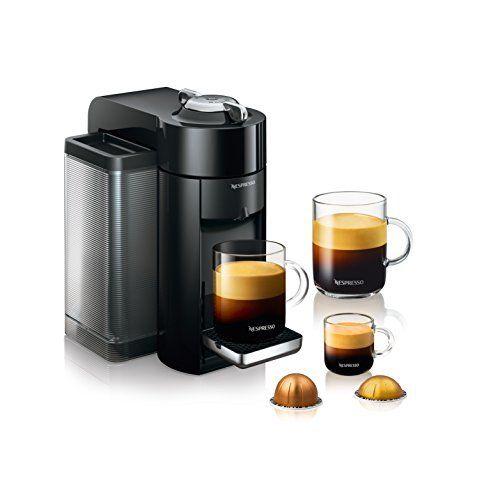 Nespresso Vertuo Evoluo Coffee and Espresso Machine Review