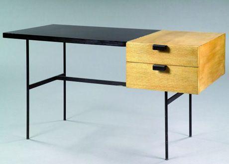 Bureau Cm 141 Pierre Paulin Interior Design Furniture Vintage