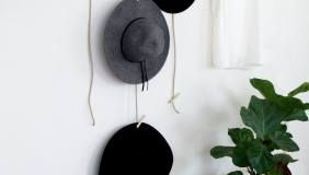 DIY Hat Rack Ideas To Make Your Hats More Tidy