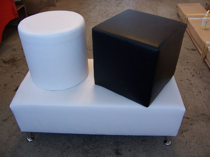 Ottomans #ottomans #weddings #events #seating