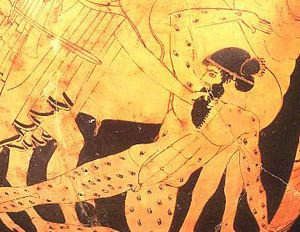 Argus Panoptes - greek-mythology