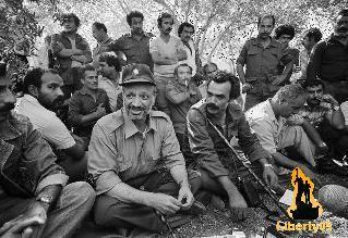 Lebanese Civil War 1975 - 1976 Damour - Beirut - Lebanon.