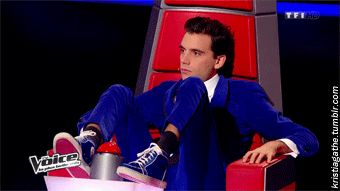 mika the voice france