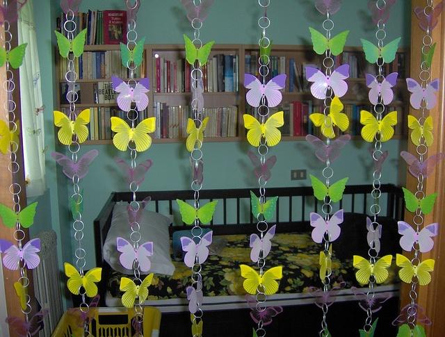Farfalle e pagine, via Flickr.