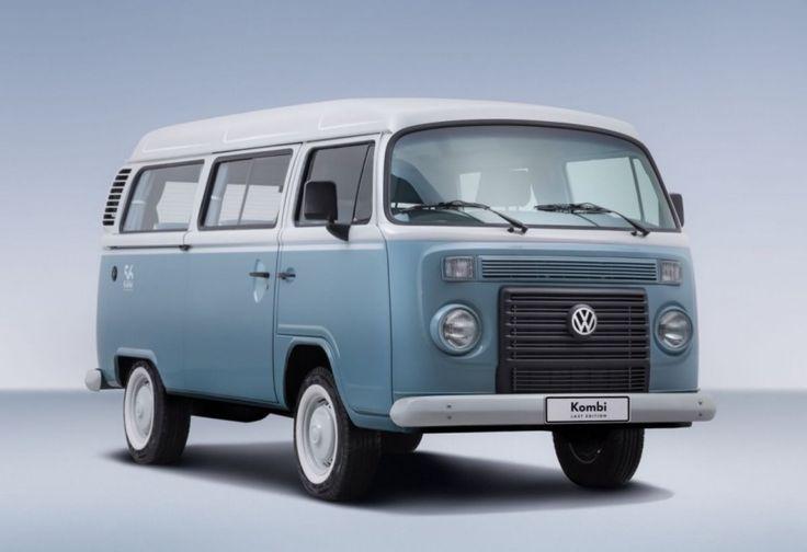 VW T2 - Last Edition Brasilien