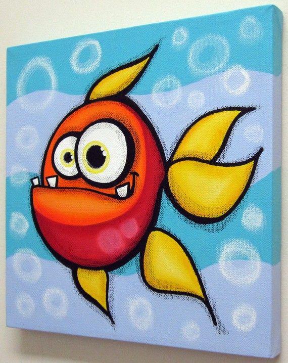 Las 25 mejores ideas sobre pescados divertidos en for Vivero para peces