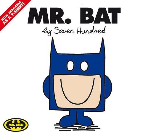 Batman - Monsieur Madame