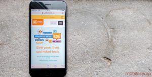 Público Móvil de ofrece bono de datos en 90 días LTE de promoción de los planes de