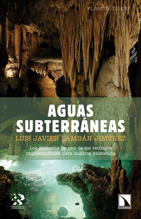 AGUAS SUBTERRÁNEAS. Lambán Jiménez, Luis Javier. Nos introduce de forma divulgativa en estas aguas poco conocidas para la mayoría y que desempeñan un importante papel en el abastecimiento de agua y en la conservación de la naturaleza. Más en http://zaragozaciudad.net/docublogambiental/2017/061501-aguas-subterraneas.php
