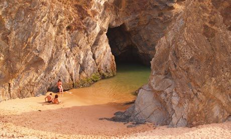 Portugal's Alentejo coast: 10 best budget beach hotels and campsites - via Travel - The Guardian | Strict building regulations have saved Portugal's beautiful Alentejo coast from developers. We choose the best places to stay beachside... Photo: Porto Covo, by Ilha do Pessegueiro campsite