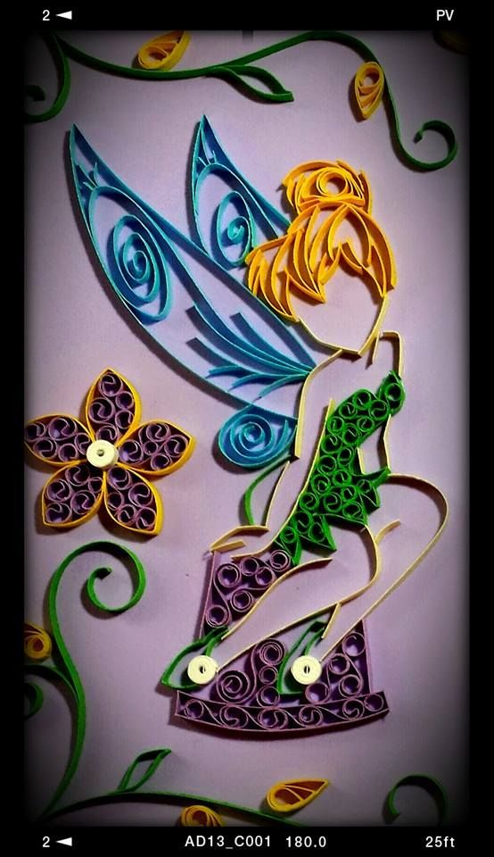 (5) Platinumsky's Quilling