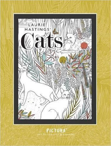 Pictura Cats By Laurie Hastings