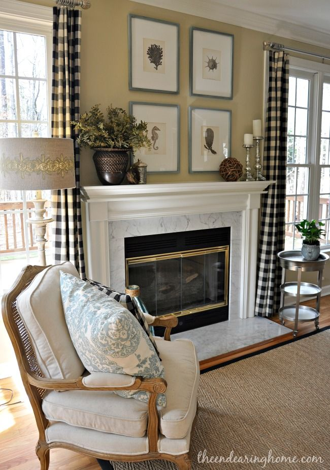292 Best Decorate With Buffalo Check Images On Pinterest