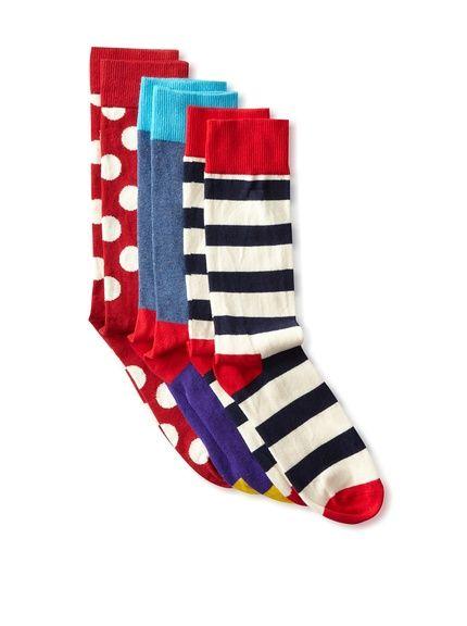 Happy Socks Men's Multi Socks (3 Pairs), http://www.myhabit.com/redirect/ref=qd_sw_dp_pi_li?url=http%3A%2F%2Fwww.myhabit.com%2F%3Frefcust%3DG6ZE2JJ44OXOLB4YLIL4JEG3HE%23page%3Dd%26dept%3Dmen%26sale%3DA27Q2TM1TKWIYS%26asin%3DB00FIXCSEU%26cAsin%3DB00FIXCSRW