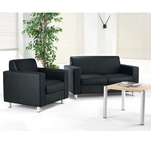 17 Best Images About Black Leather Office Chairs On