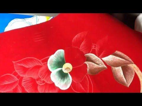 Pirograbado carpeta # 2 con cony - YouTube