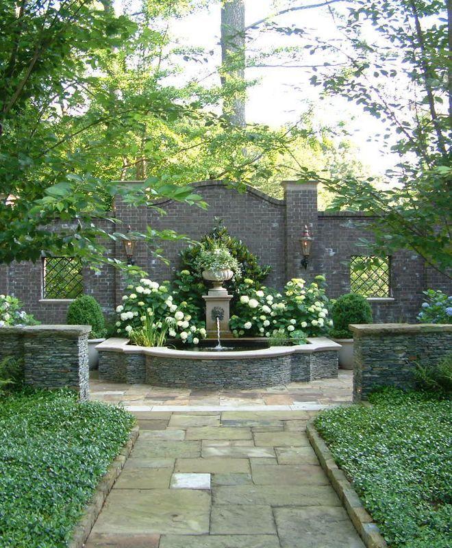 Howard design studio portfolio landscape patio garden grounds