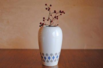 Raindrop vase from Lyngby Danild