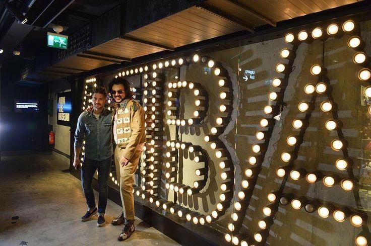 At ABBA The Museum with Philipp Kirkorov --- с Филиппом Киркоровым в Музее группы ABBA by lazarevsergey #Eurovision #Eurovision2016
