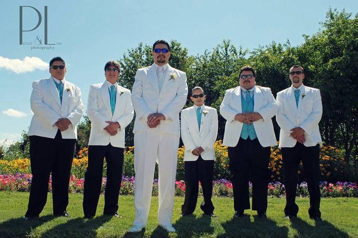 Groom and his men!! ; Wedding photo