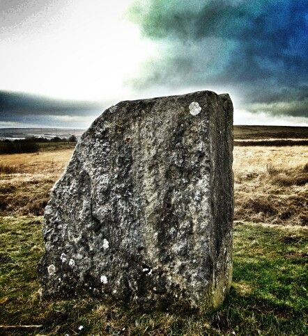 One of the back stones at the Aneurin Bevan memorial stones © Charlotte Morris Johns