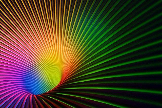 """Nell'universo """"arcobaleno"""", dove il tempo non ha avuto un inizio - Le Scienze"""
