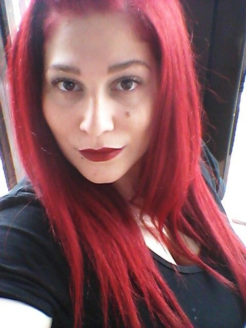 New red!I love it ♡