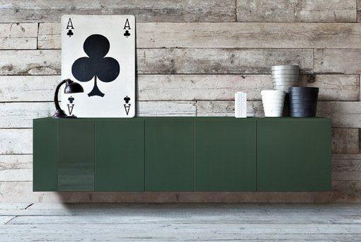 Odkrywamy karty... #livingroom #green #italianstyle
