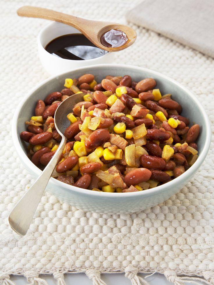 Zoete bruine bonen #bruinebonen #peulvruchten #recept