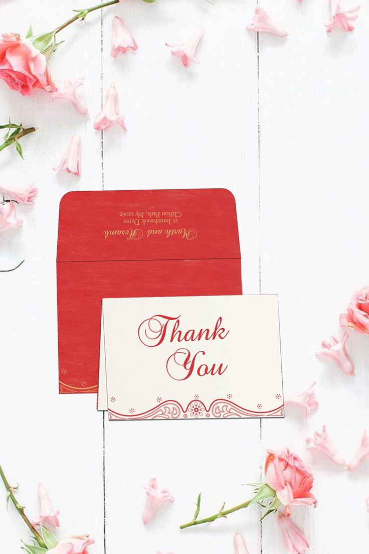 39 best Thank You Cards | Wedding Thank you cards images on ...