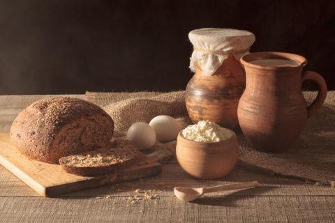 Блюда старой деревни: 14 рец…