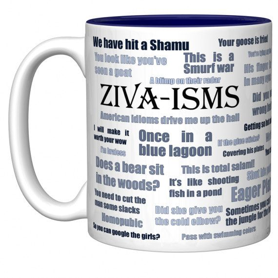 NCIS Ziva-isms Ziva David Quotes Team Gibbs