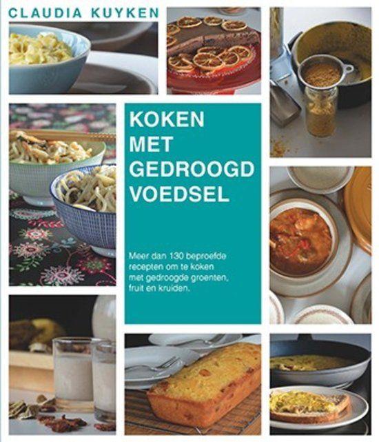 BLOG Eenvoudig Leven, Teunie heeft een review geschreven over het boek: Koken met gedroogd voedsel