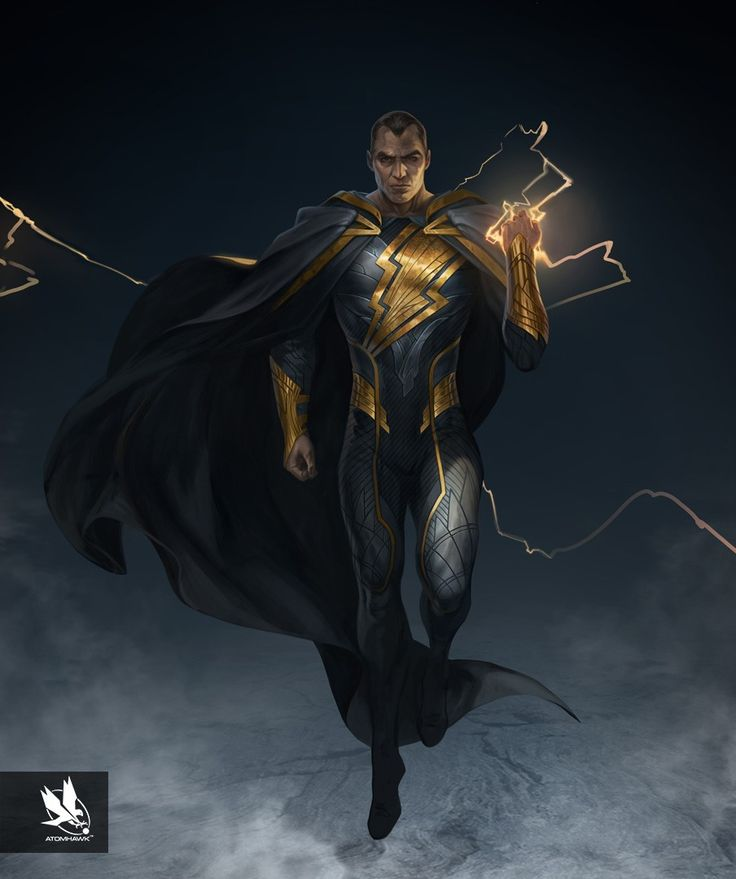 black adam. injustice 2