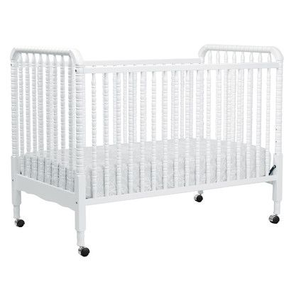 DaVinci Jenny Lind 3-in-1 Convertible Crib Finish: