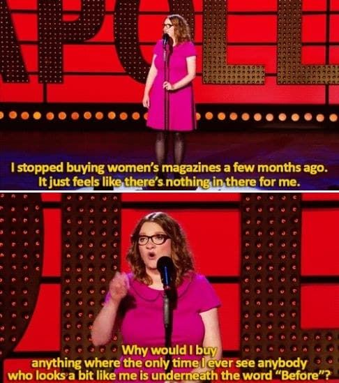27 Times Sarah Millican Was The Most Hilariously Relatable Woman In Britain