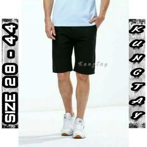 Celana Pendek Size 35 36 37 38 39 40 41 42 Fashion Pria Chino KBS111 Big Jumbo Super