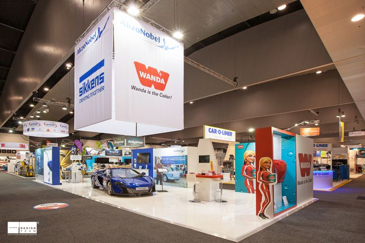 SIKKENS @ AAAE  This stand has been developed for the automotive division of paint manufacturer Sikkens, part of the global Akzo Nobel Group of Companies.  Continued success in the automotive aftermarket dictates Sikkens to elevate their presence to the detailing industry.