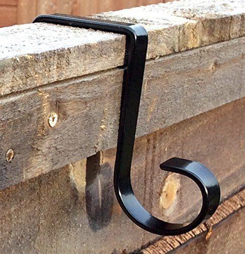 Planters For Railings Hooks: In Progress Images On Pinterest